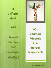 You Vitamins Minerals And Herbal Supplements