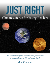 Just Right: Climate Science for Young Readers book