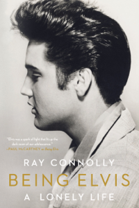 Being Elvis: A Lonely Life Book Cover