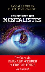 Les secrets des mentalistes La couverture du livre martien