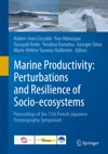 Marine Productivity Perturbations And Resilience Of Socio-ecosystems