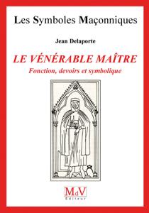 Le Vénérable Maître La couverture du livre martien