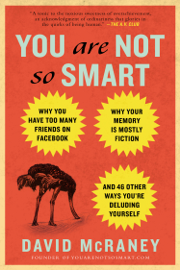 You Are Not So Smart book