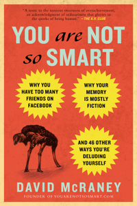 You Are Not So Smart Libro Cover