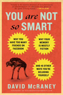 You Are Not So Smart - David McRaney book