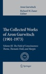 The Collected Works Of Aron Gurwitsch 1901-1973