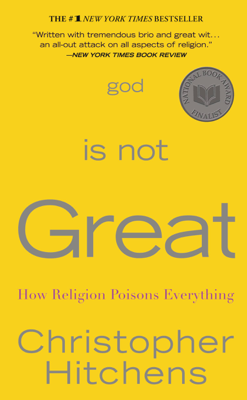God Is Not Great - Christopher Hitchens book