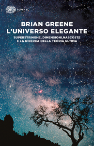 L'universo elegante Copertina del libro