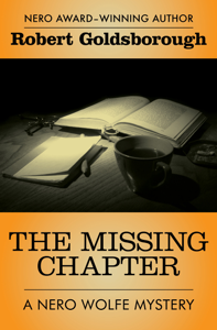 The Missing Chapter Book Cover