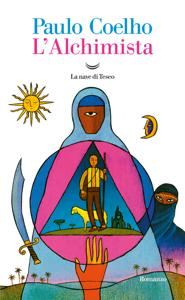 L'alchimista Libro Cover