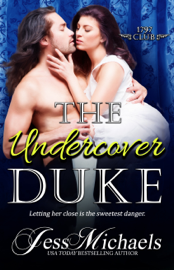 The Undercover Duke book