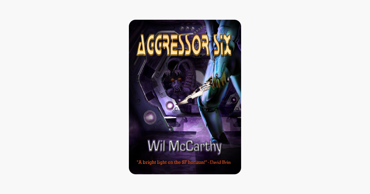 More Books by Wil Mccarthy