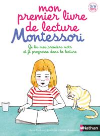 Mon premier livre de lecture Montessori - 3/6 ans