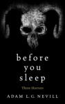 Before You Sleep Three Horrors