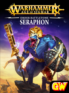 Battletome: Seraphon (Tablet Edition) Libro Cover