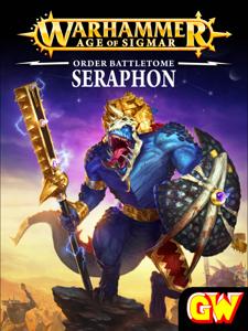 Battletome: Seraphon (Tablet Edition) Libro Cover