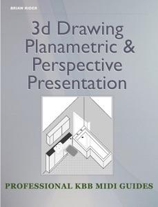 3d Drawing Planametric & Perspetive