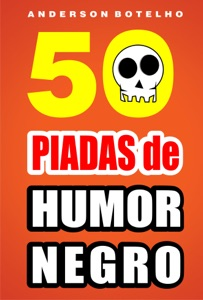 50 Piadas de Humor Negro Book Cover