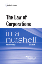 The Law of Corporations in a Nutshell book