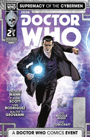 Doctor Who: Supremacy of the Cybermen #2 book