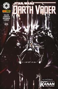 Darth Vader 15 Book Cover
