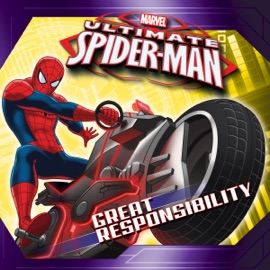Ultimate Spider Man Great Responsibility