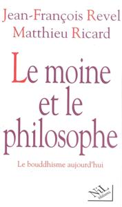 Le moine et le philosophe La couverture du livre martien