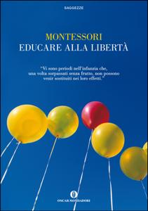 Educare alla libertà Copertina del libro