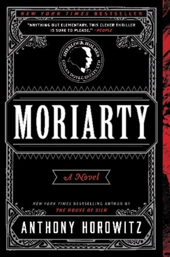 Anthony Horowitz - Moriarty