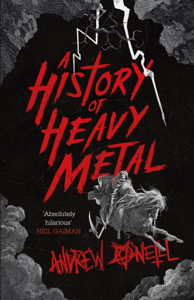 A History of Heavy Metal Copertina del libro