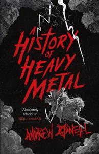 A History of Heavy Metal Copertina del libro