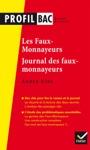 Profil - Gide  Les Faux-monnayeurs Le Journal Des Faux-monnayeurs