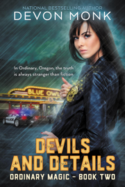 Devils and Details book