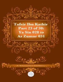TAFSIR IBN KATHIR PART 23