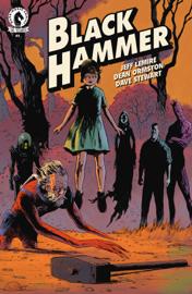 Black Hammer #1 book