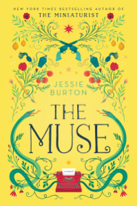 The Muse Book Cover