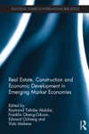 Real Estate Construction And Economic Development In Emerging Market Economies