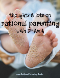 Thoughts & Lots On Rational Parenting book