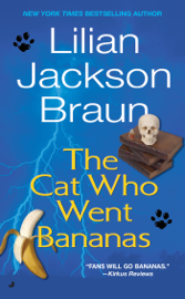 The Cat Who Went Bananas book