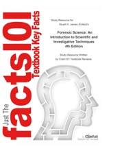 Forensic Science, An Introduction to Scientific and Investigative Techniques
