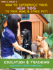 Mercedes Lopez-Roberson - How to Introduce Your New Pet to Your Home & Other Pets grafismos