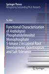 Functional Characterization Of Arabidopsis Phosphatidylinositol Monophosphate 5-kinase 2 In Lateral Root Development Gravitropism And Salt Tolerance