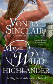 My Wild Highlander - Vonda Sinclair book summary