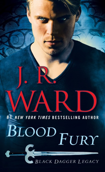 Blood Fury - J.R. Ward book cover