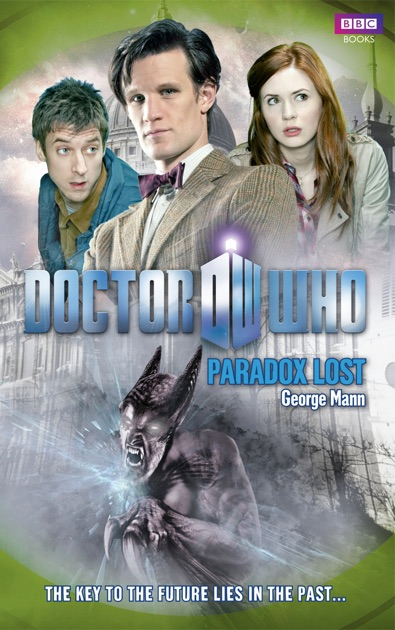 Doctor Who Paradox Lost By George Mann On Apple Books