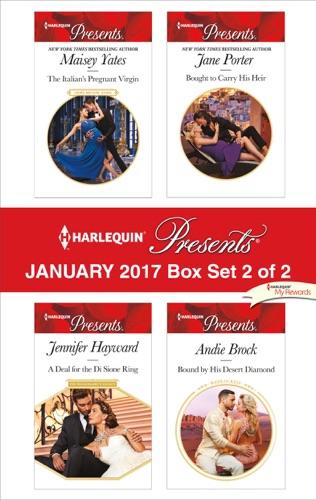 Maisey Yates, Jennifer Hayward, Jane Porter & Andie Brock - Harlequin Presents January 2017 - Box Set 2 of 2