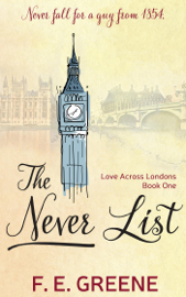 The Never List book