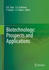 Biotechnology Prospects And Applications