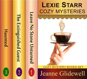 Lexie Starr Cozy Mysteries Boxed Set (Three Complete Cozy Mysteries in One) Book Cover