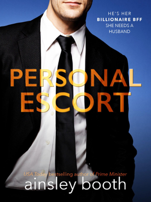 Personal Escort - Ainsley Booth book